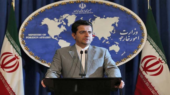 Iran Ready for Talks with Regional States, No Such Prospect for US