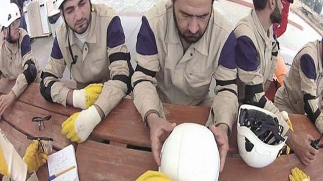 Israeli media reveals occupation government's involvement in fabrication of chemical incidents by White Helmets