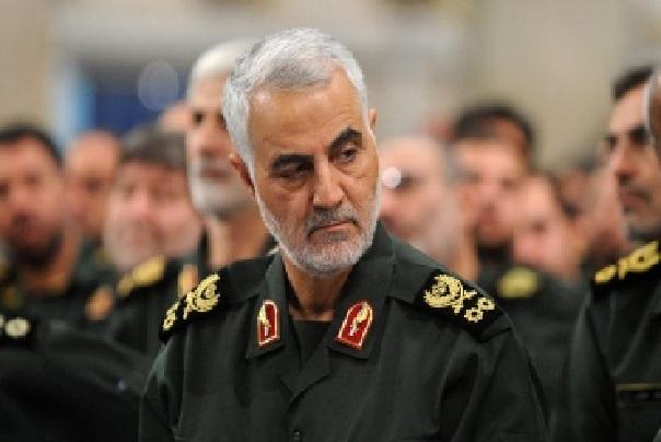 Iraqi Hezbollah accuses candidate for PM of helping assassinate Qassem Soleimani