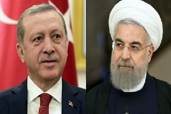 Rouhani calls for elimination of terror, protection of Syrian civilians