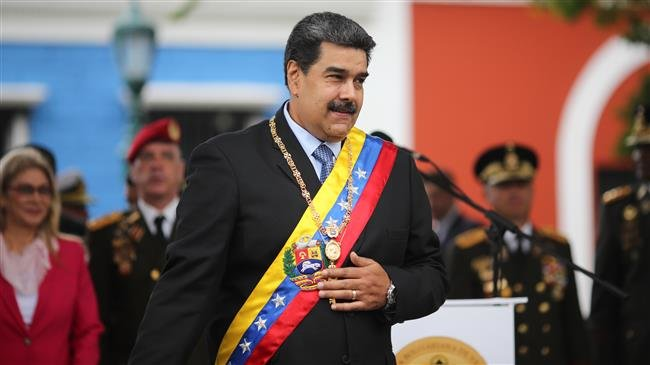 US 'stealing' billions from Venezuela and offering 'crumbs' as aid: Maduro
