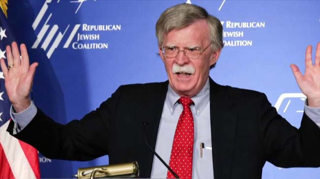 Bolton Warns Venezuela: Monroe Doctrine 'Alive and Well'