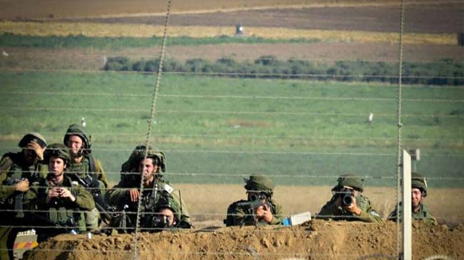 Israeli Occupation Forces Injure Number of Palestinians in WB, Gaza Border