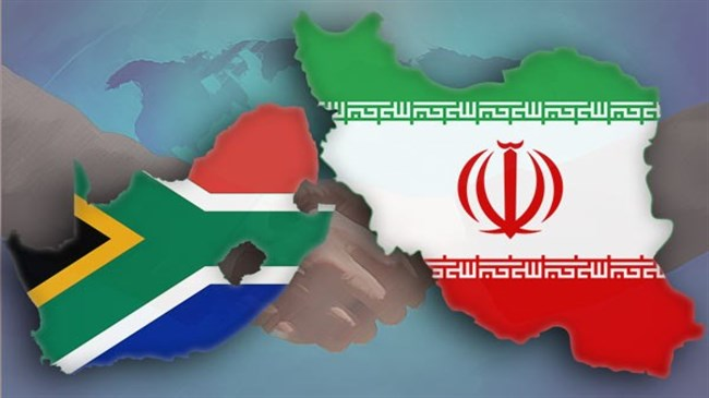 Iran's trade exchanges should go beyond Europe: S. African envoy