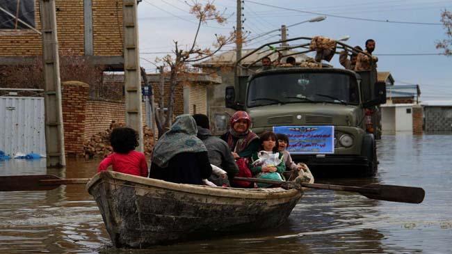 Iran's Navy to boost operation in flood-hit Golestan