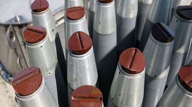 Under supervision of Belgian experts, terrorists supply missiles with chemical warheads