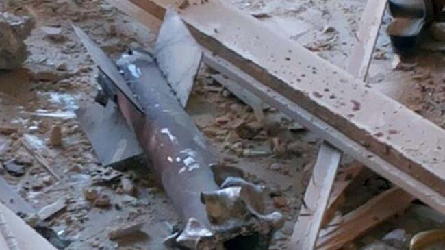 Terrorists target safe villages with rocket shells in Hama countryside