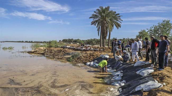 Rising floodwaters prompt more evacuations in Iran