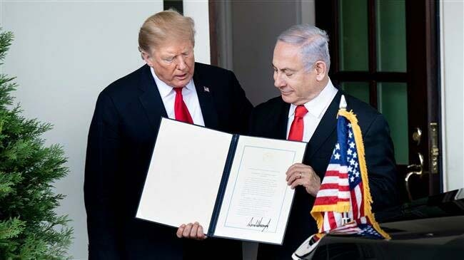 Trump's Recognition of 'Israeli Sovereignty' Over Golan Heights Draws Global Anger