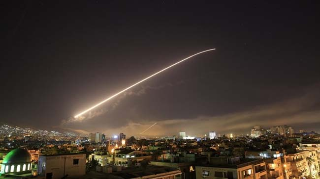 Homs: Israel Launches Missile Attacks on T4 Airport