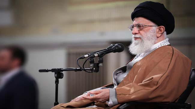Leader insists Iran will never negotiate on vital issues