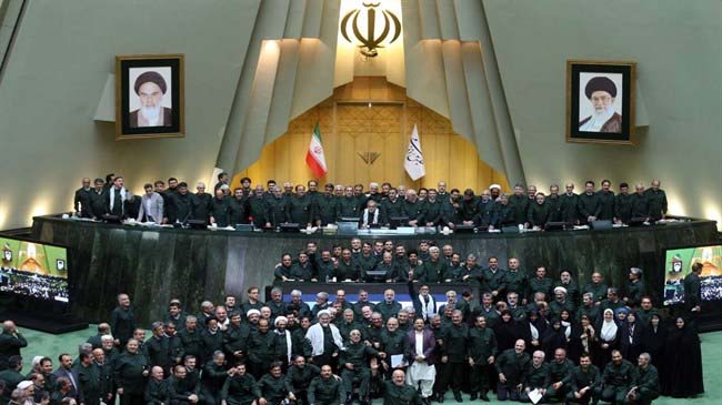Iran's Leader calls US blacklisting of IRGC 'vicious move'